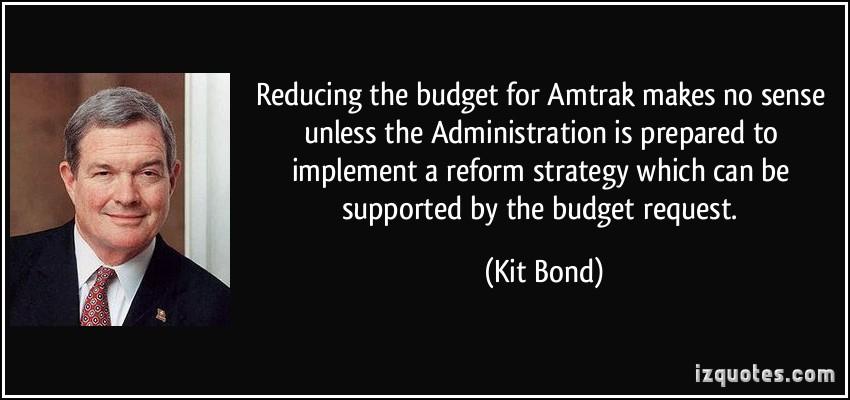 Amtrak quote #2