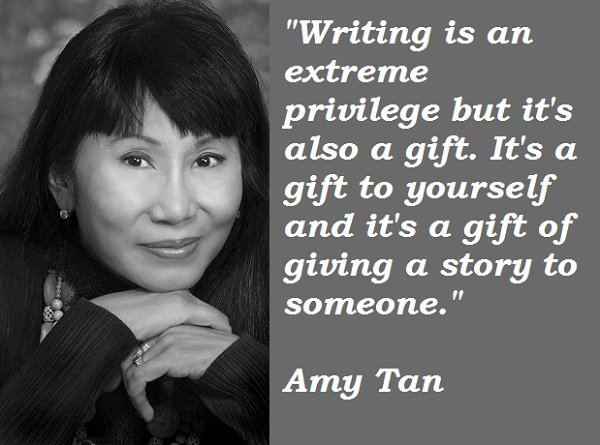 Image result for amy Tan quotes images