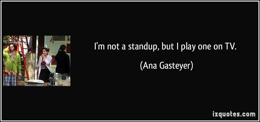 Ana Gasteyer's quote #3