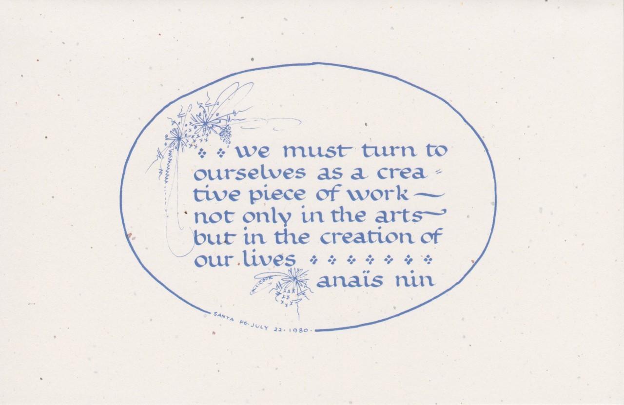 Anais Nin's quote #5