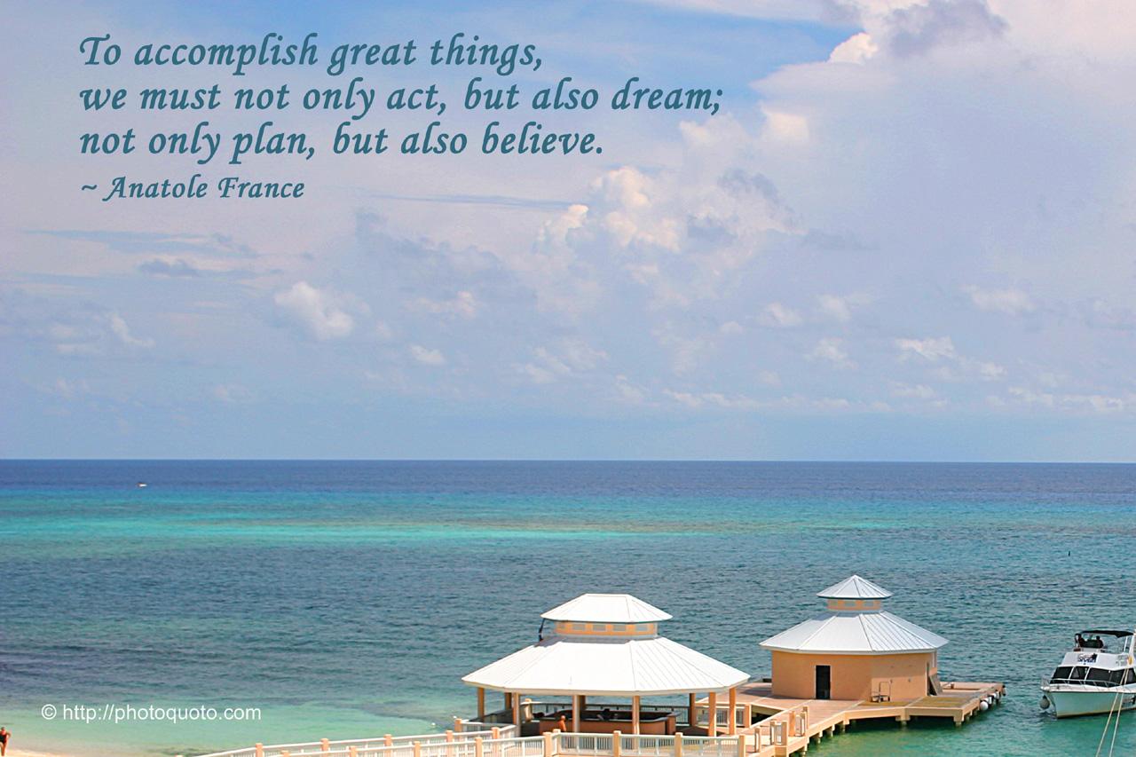 Anatole France's quote #4