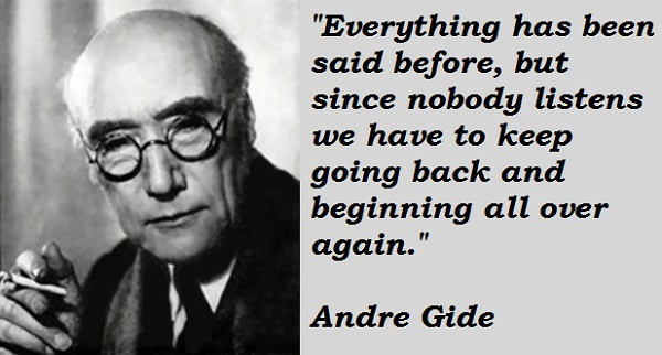 Andre Gide's quote #3