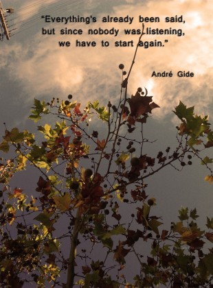 Andre Gide's quote #7