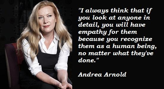 Andrea Arnold's quote #4