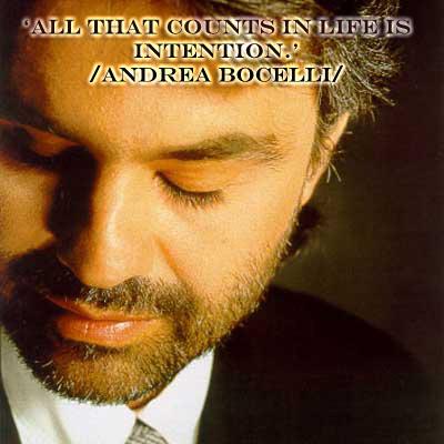 Andrea Bocelli's quote #3