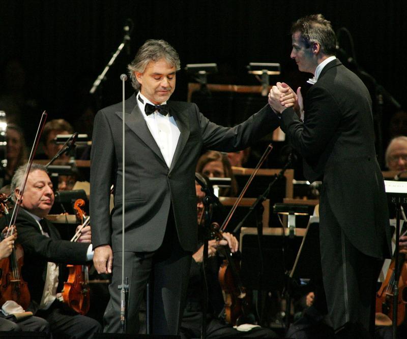 Andrea Bocelli's quote #6