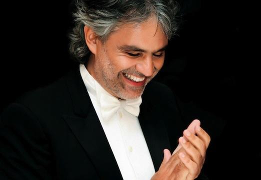 Andrea Bocelli's quote #1