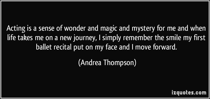 Andrea Thompson's quote #2