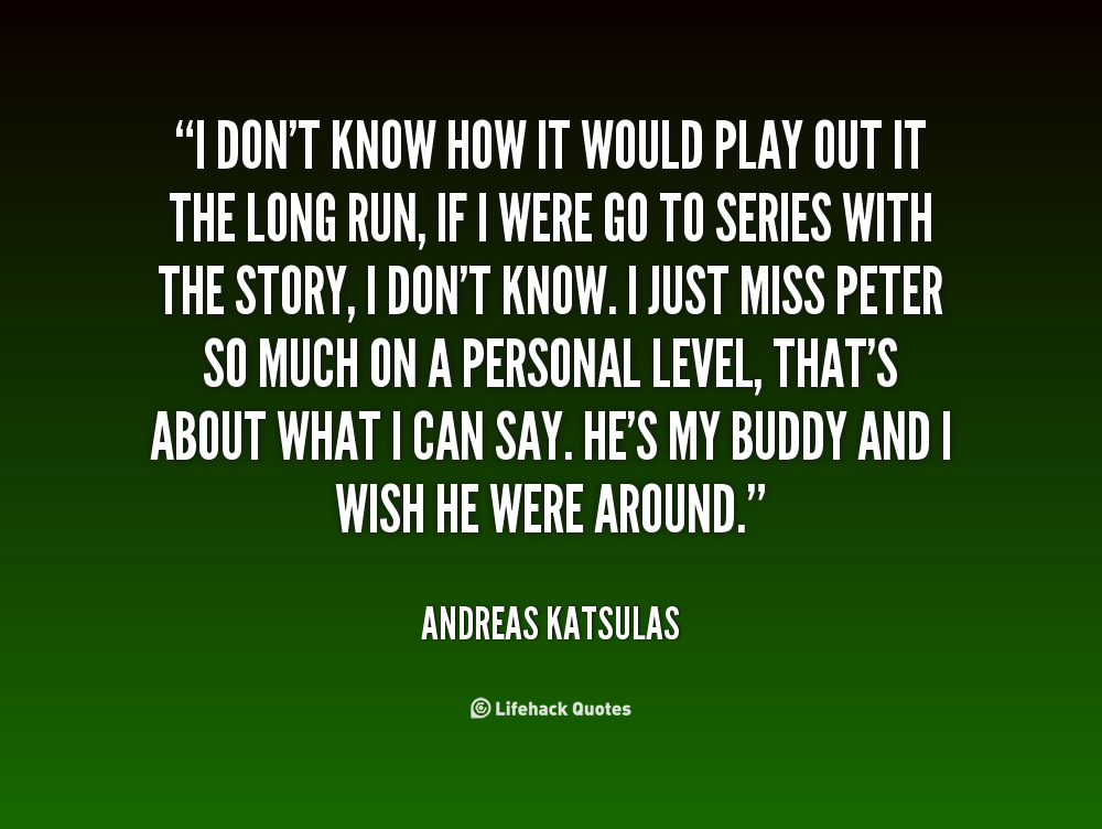 Andreas Katsulas's quote #1