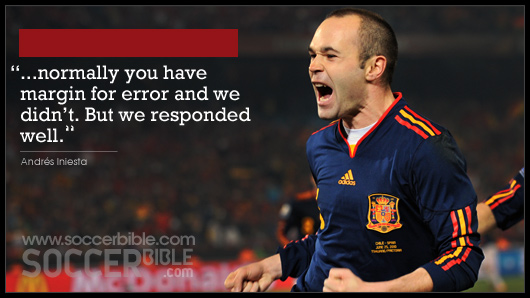 Andres Iniesta's quote #4