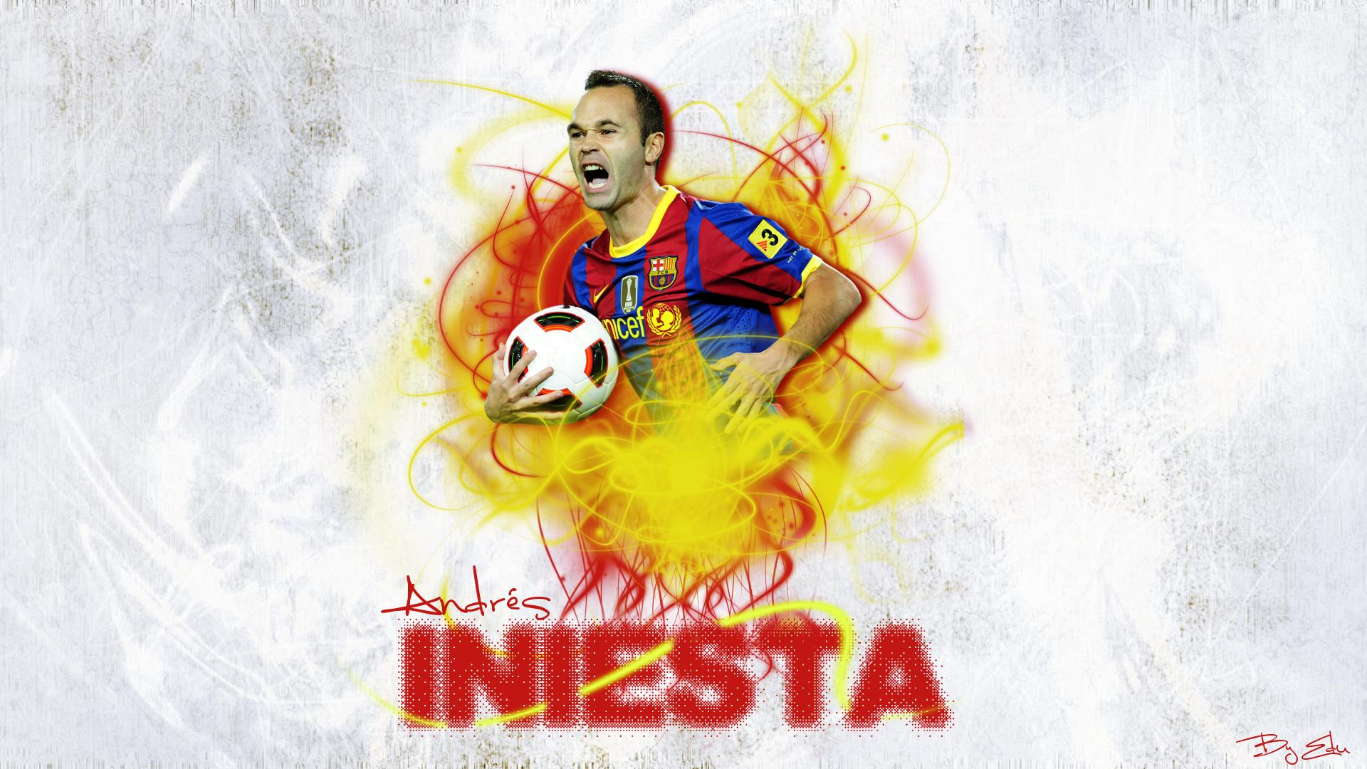 Andres Iniesta's quote #3