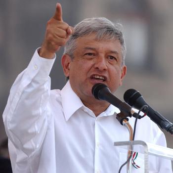 Andres Manuel Lopez Obrador's quote #1