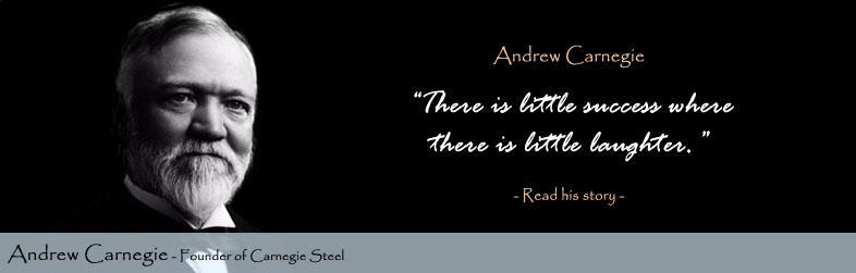 Andrew Carnegie's quote #1