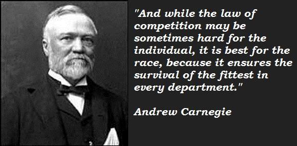 Andrew Carnegie's quote #2