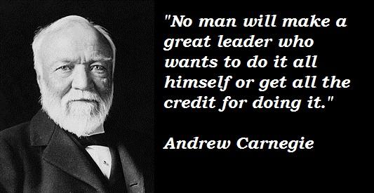 Andrew Carnegie's quote #3