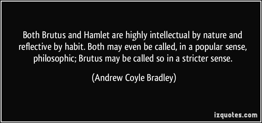 Andrew Coyle Bradley's quote #6