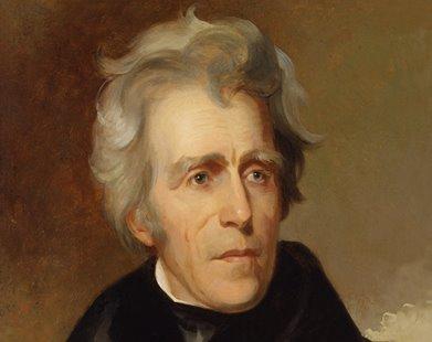 Andrew Jackson's quote #1