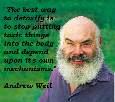 Andrew Weil's quote #1