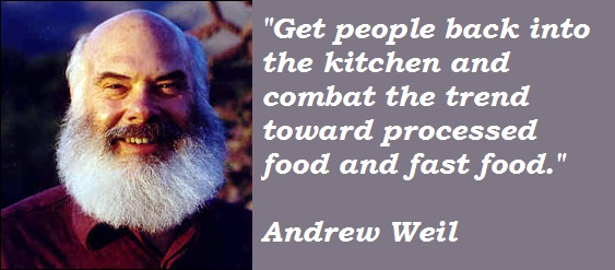 Andrew Weil's quote #2