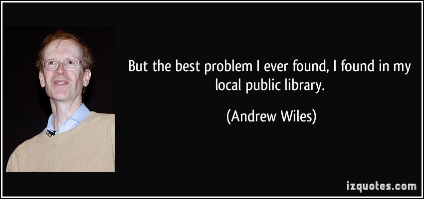 Andrew Wiles's quote #3