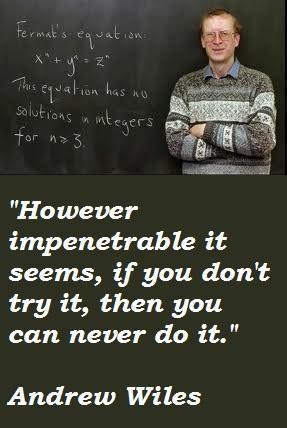 Andrew Wiles's quote #7