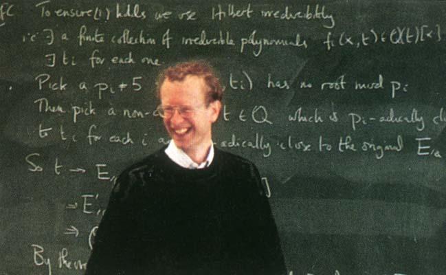 Andrew Wiles's quote #8
