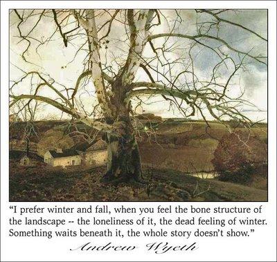 Andrew Wyeth's quote #2