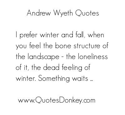 Andrew Wyeth's quote #3
