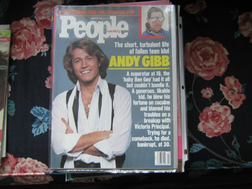 Andy Gibb's quote #6