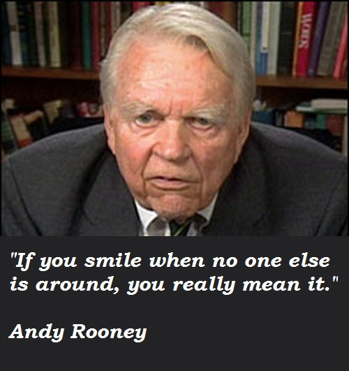 Andy Rooney's quote #4