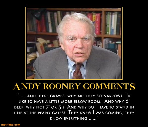 Andy Rooney's quote #7