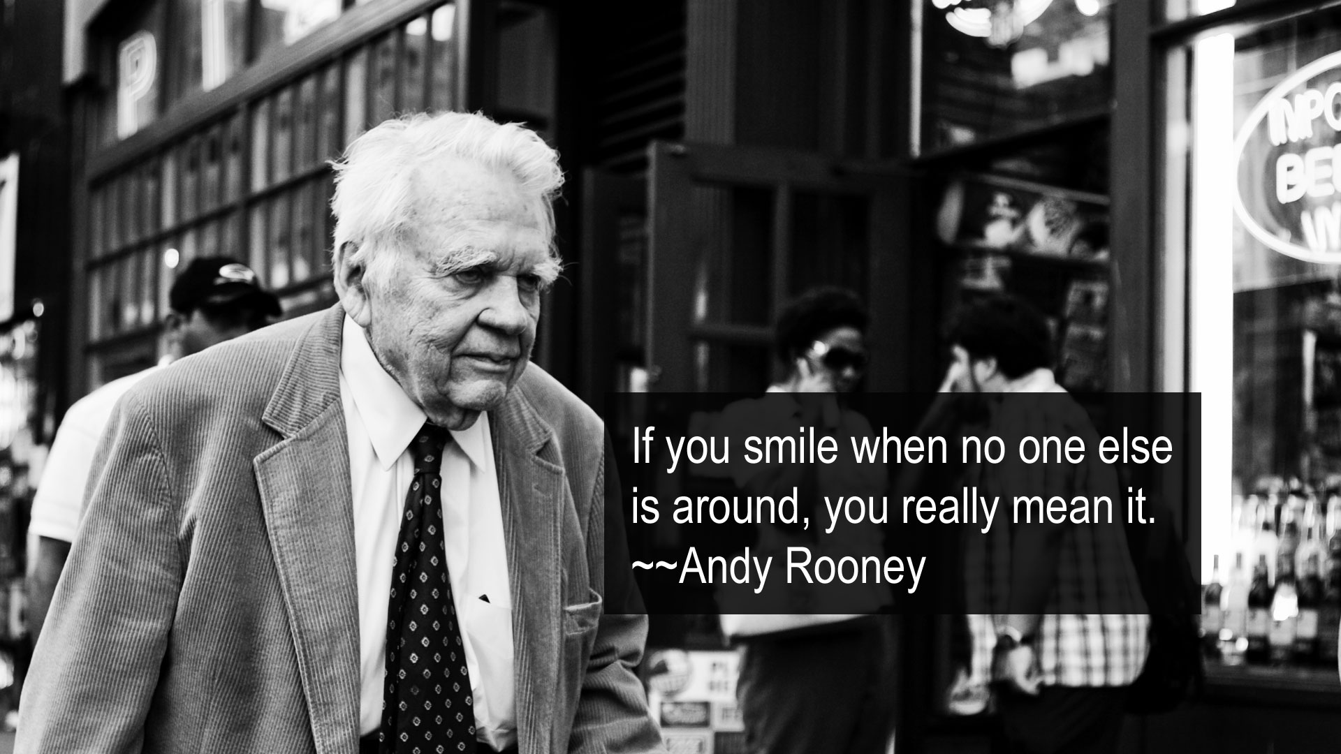 Andy Rooney's quote #2