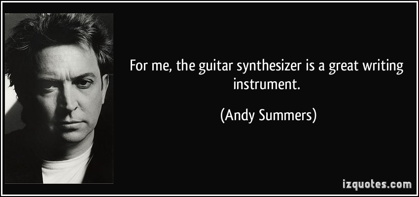 Andy Summers's quote #1