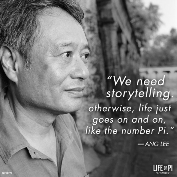 Ang Lee quote #2