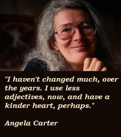Angela Carter's quote #6