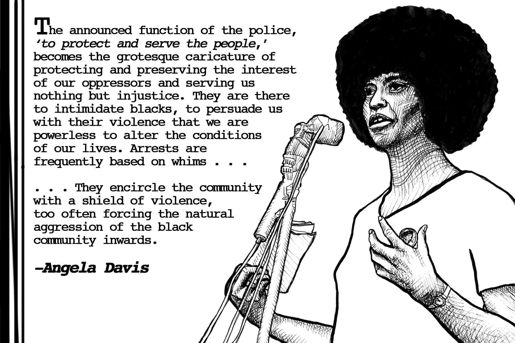 Angela Davis's quote #3