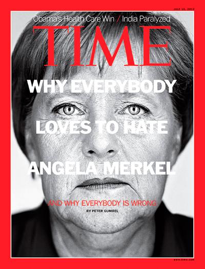 Angela Merkel's quote #8