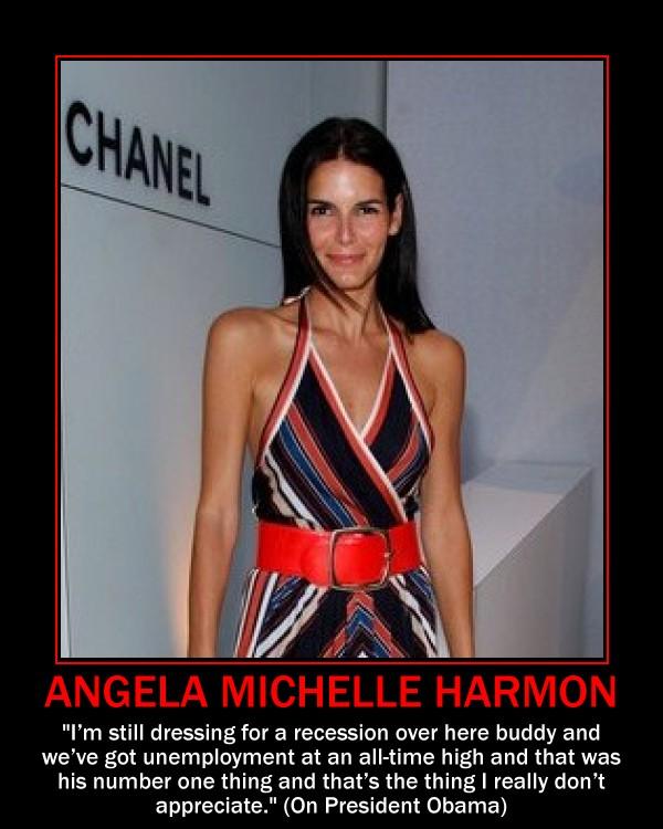 Angie Harmon's quote #3