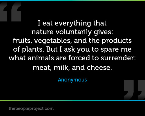 Animal Products quote #2