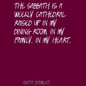 Anita Diament's quote
