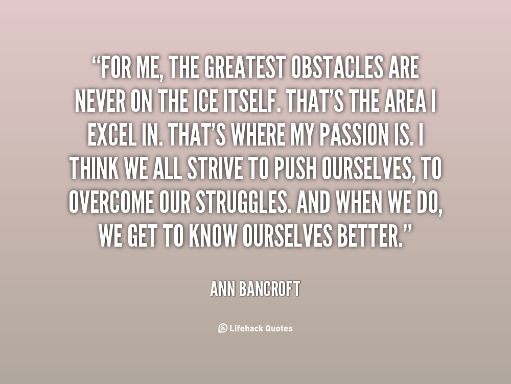 Ann Bancroft's quote #1