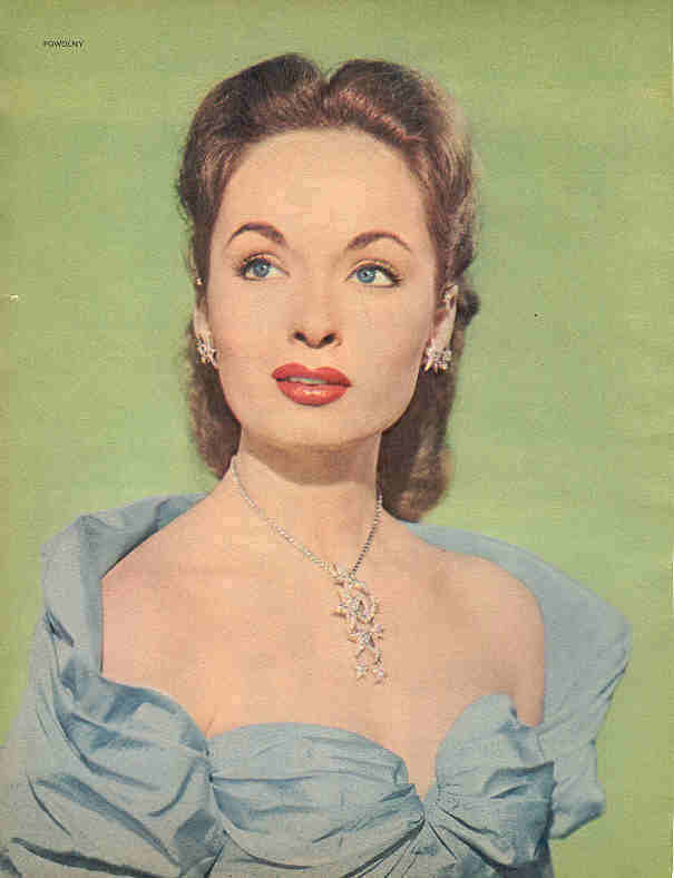 Ann Blyth's quote