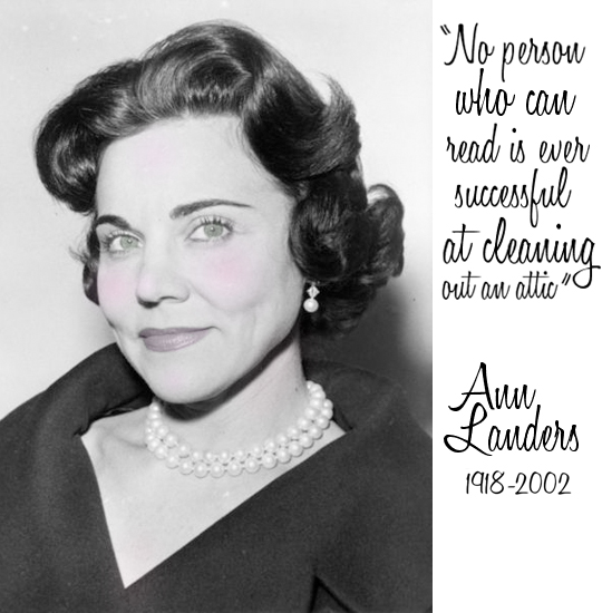 Ann Landers's quote #2