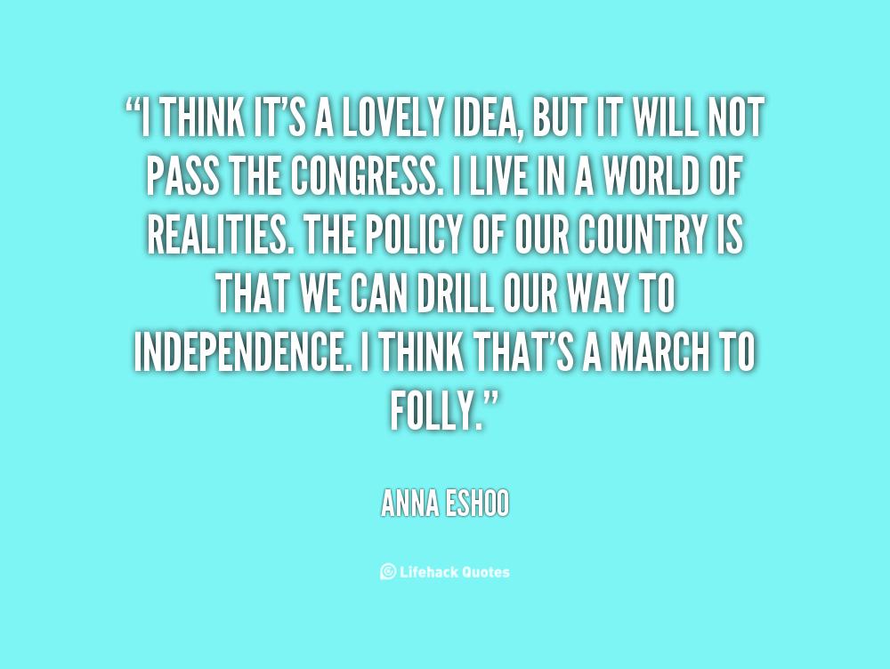 Anna Eshoo's quote #1