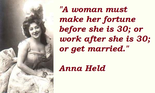 Anna Held's quote #2