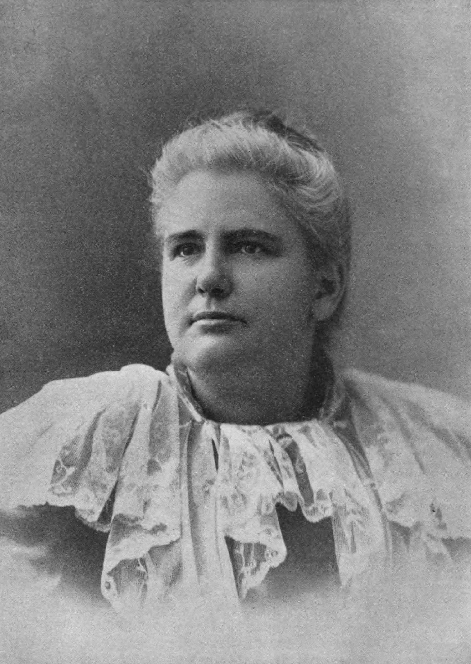 Anna Howard Shaw's quote #1