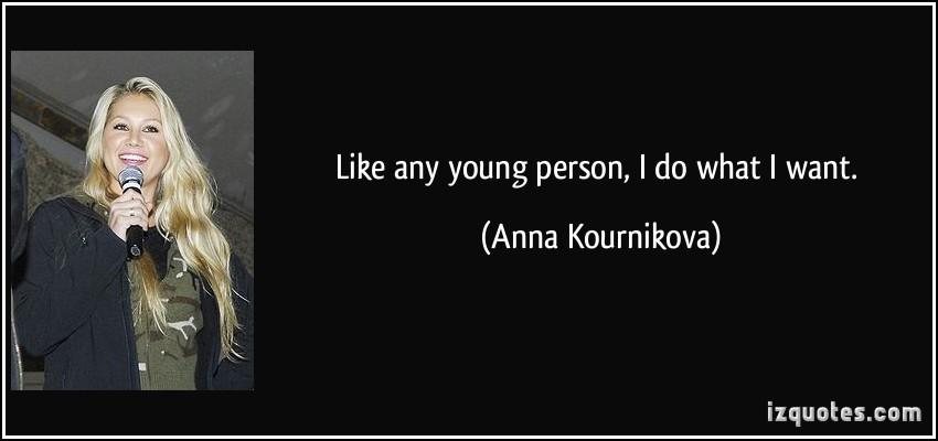 Anna Kournikova's quote #6