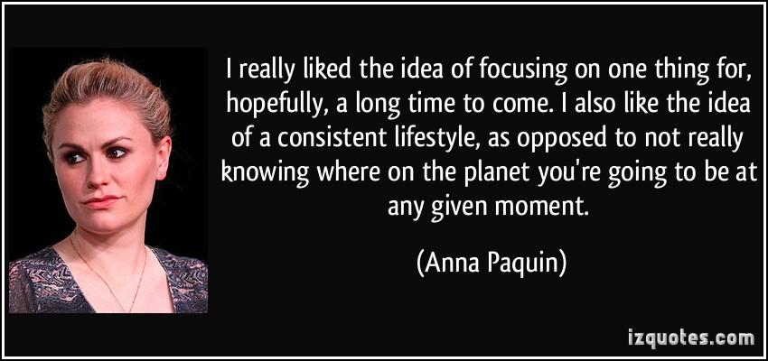 Anna Paquin's quote #7