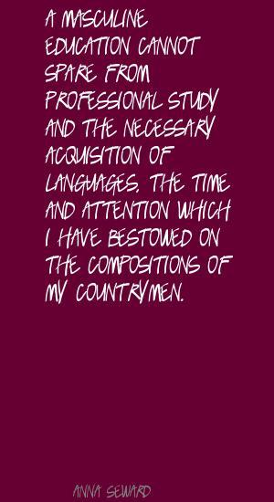 Anna Seward's quote #4