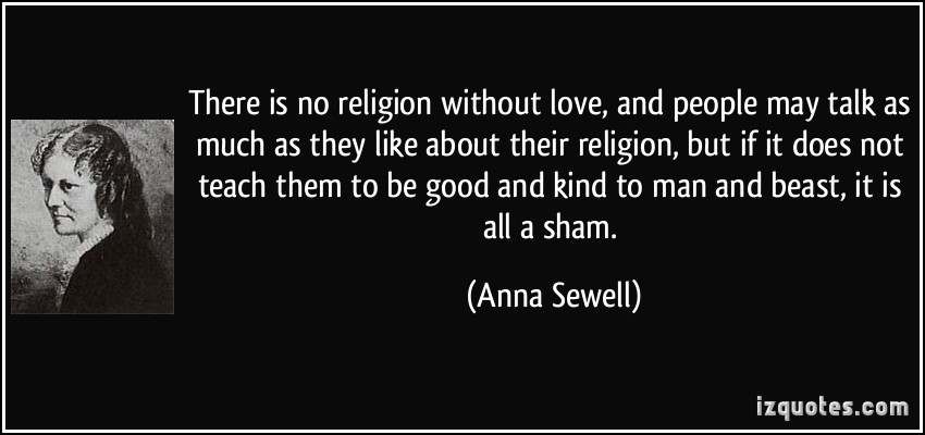 Anna Sewell's quote #1